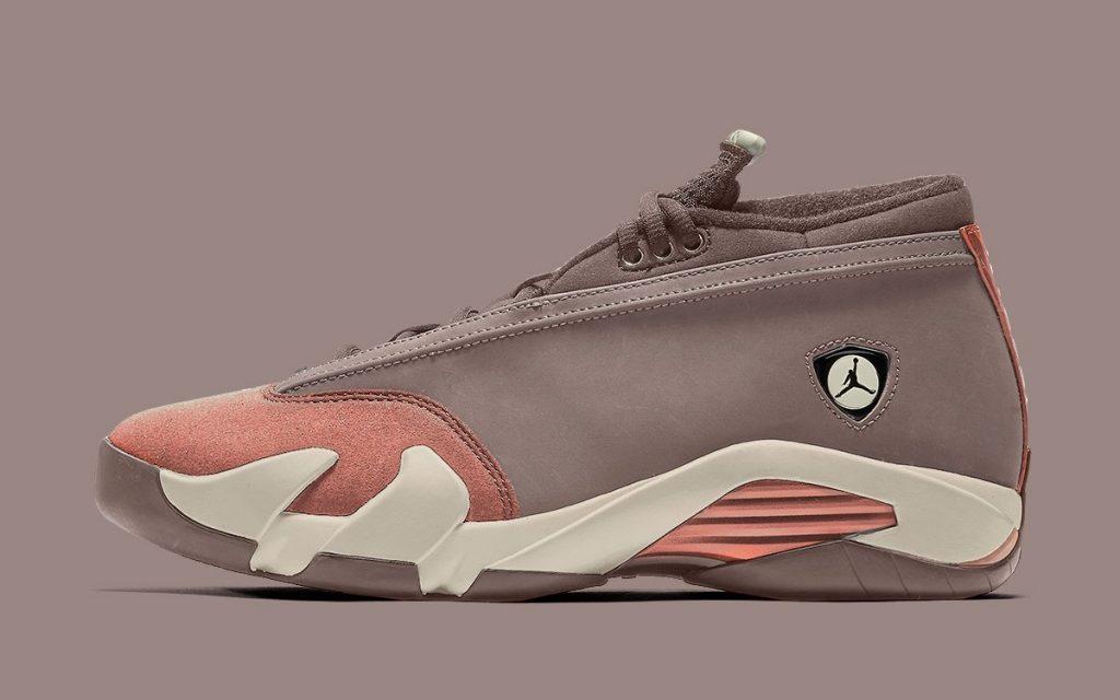 Air Jordan 14 Low Sepia Stone