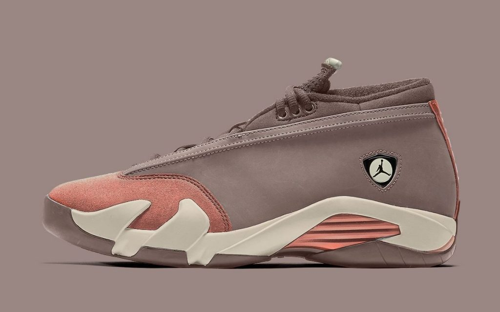 Air Jordan 14 Low Sepia Stone Featured Image