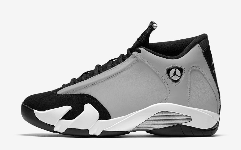 Air Jordan 14 Particle Grey