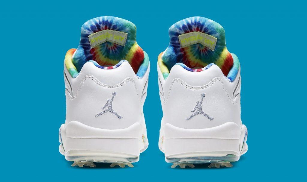 Air Jordan 5 Low Golf Tie Dye-2