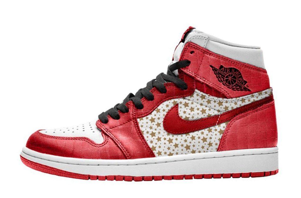 Supreme x Air Jordan 1 High