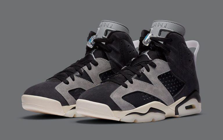 Air Jordan 6 WMS Smoke Grey