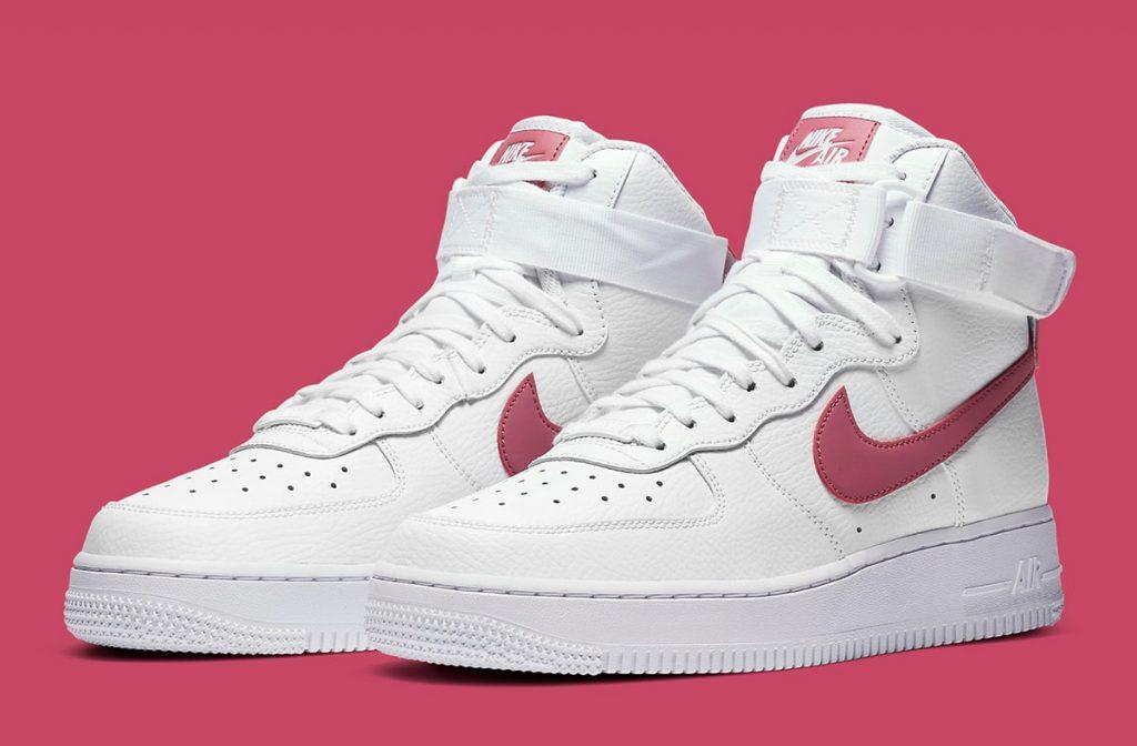 Nike Air Force 1 High WMNS Desert Berry