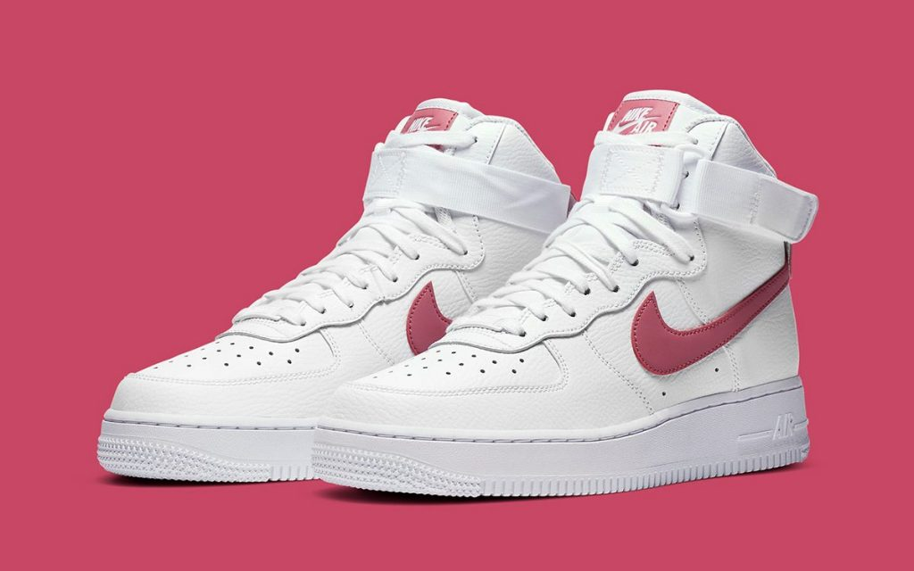 Nike Air Force 1 High WMNS Desert Berry-Featured Image