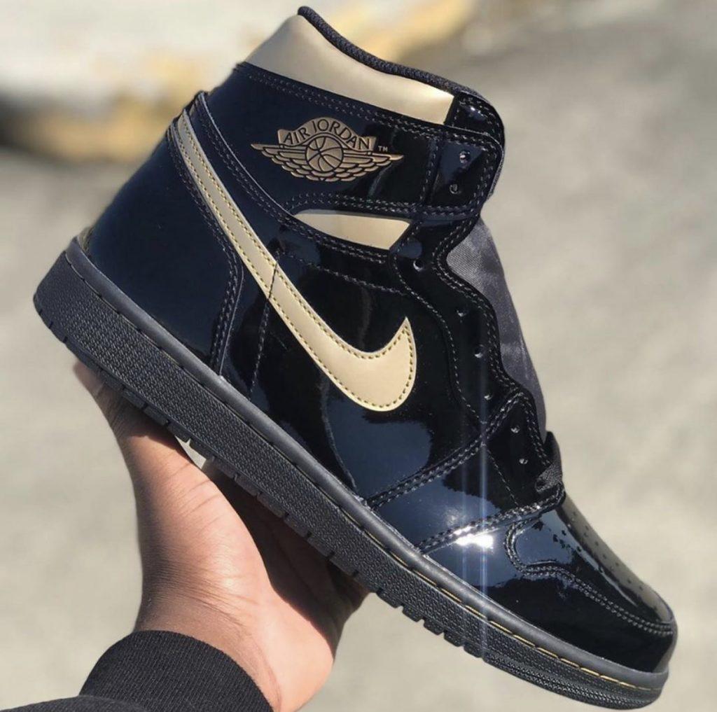 Air-Jordan-1-Black-Gold-555088-032-Release-Date-Pricing