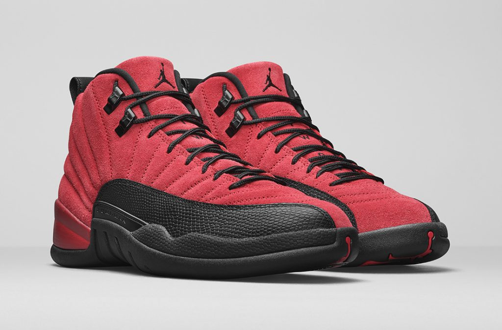 Air Jordan 12 Reverse Flu Game Unveiled