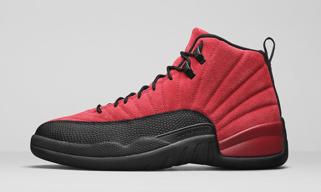 Air Jordan 12 Reverse Flu Game Unveiled-1
