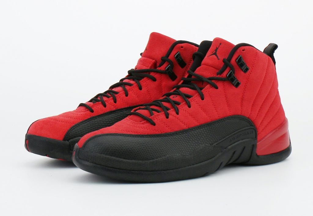 More Looks at the Air Jordan 12 Reverse Flu Game