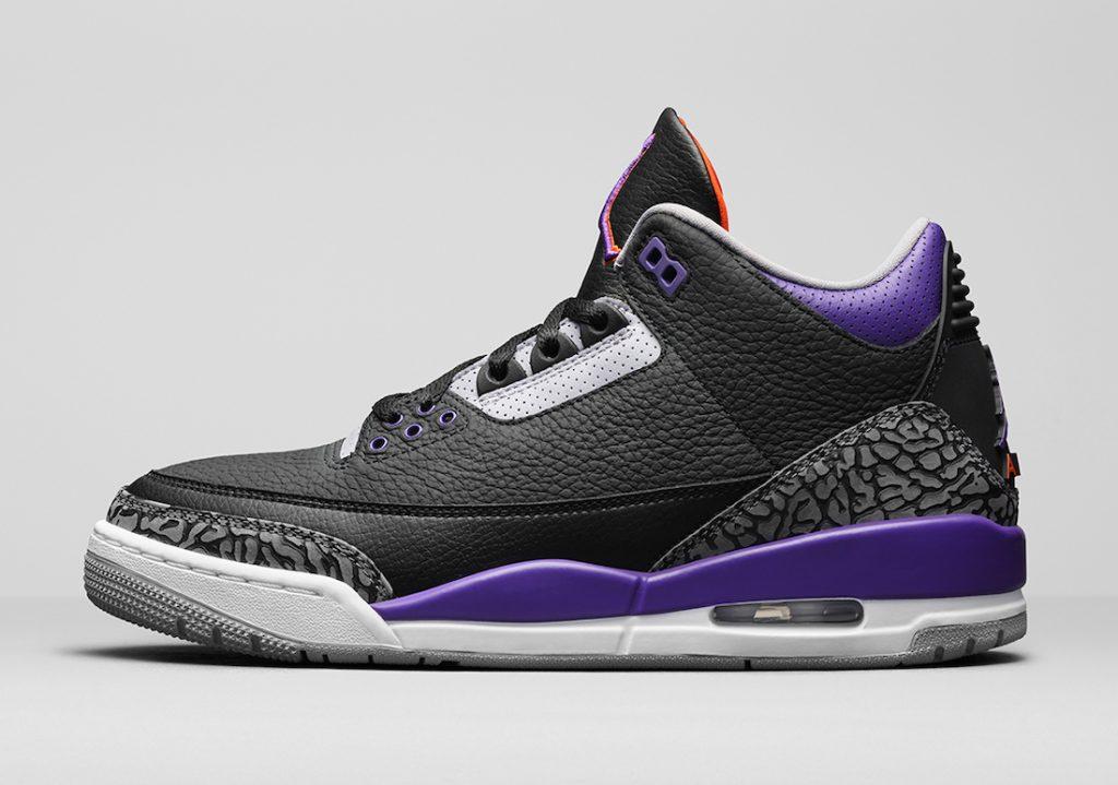 Air Jordan 3 Court Purple-2