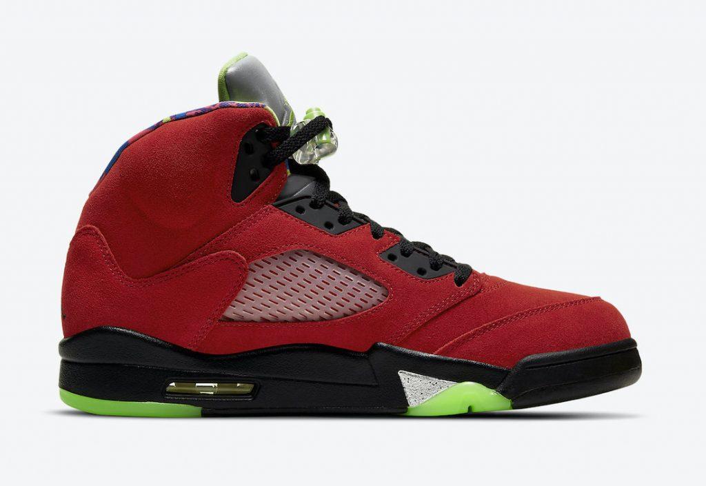 Air Jordan 5 What The Official Look-3
