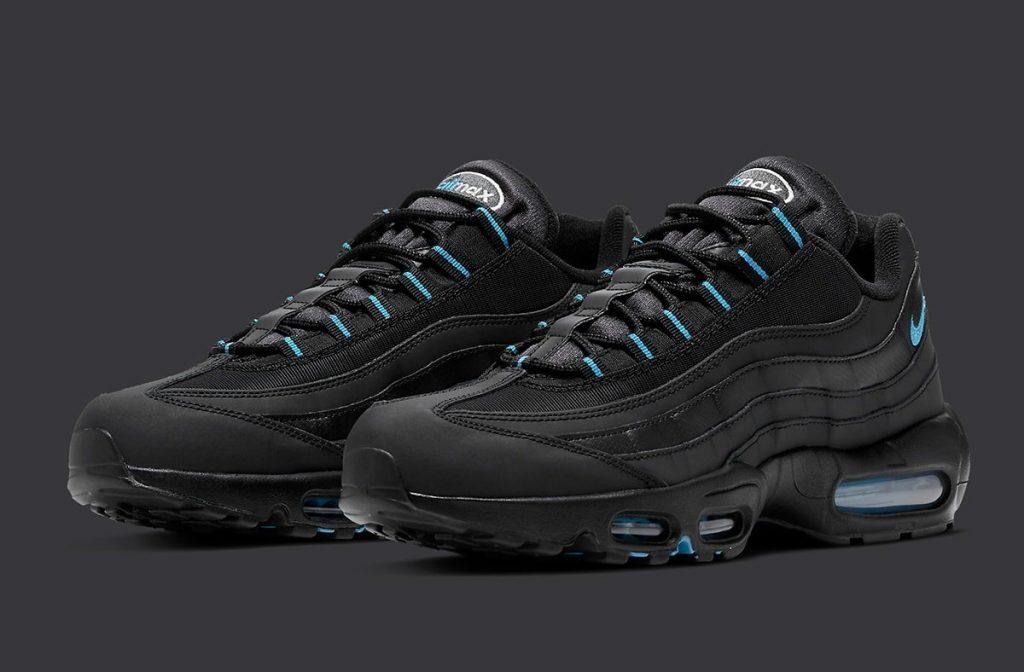 Nike Air Max 95 Laser Blue-2