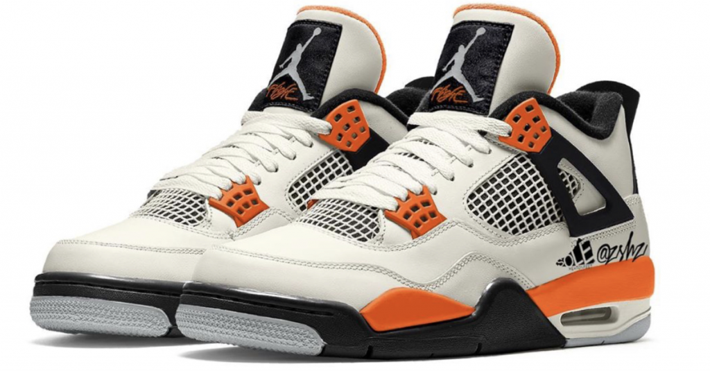 Air Jordan 4 SE WMNS Starfish Featured Image
