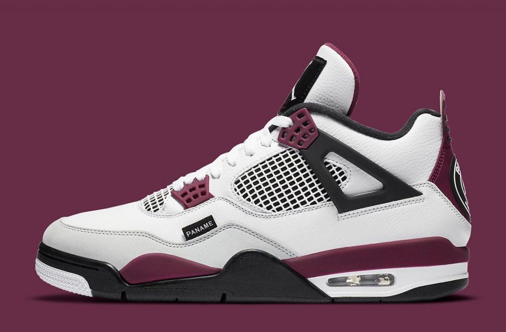 Air Jordan 4 PSG Official Look-2