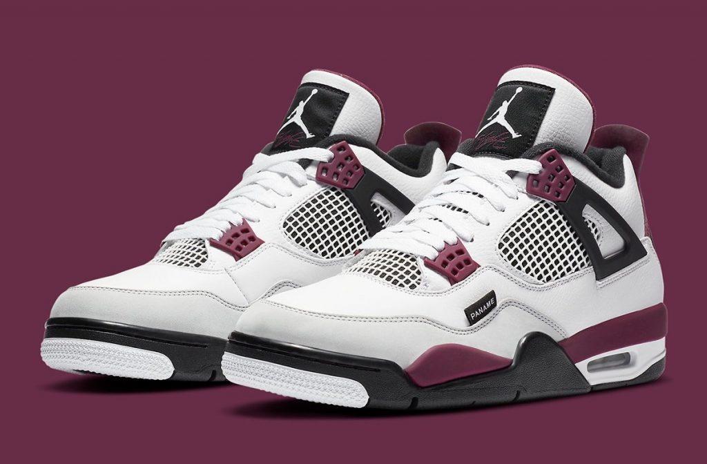 Air Jordan 4 PSG Official Look