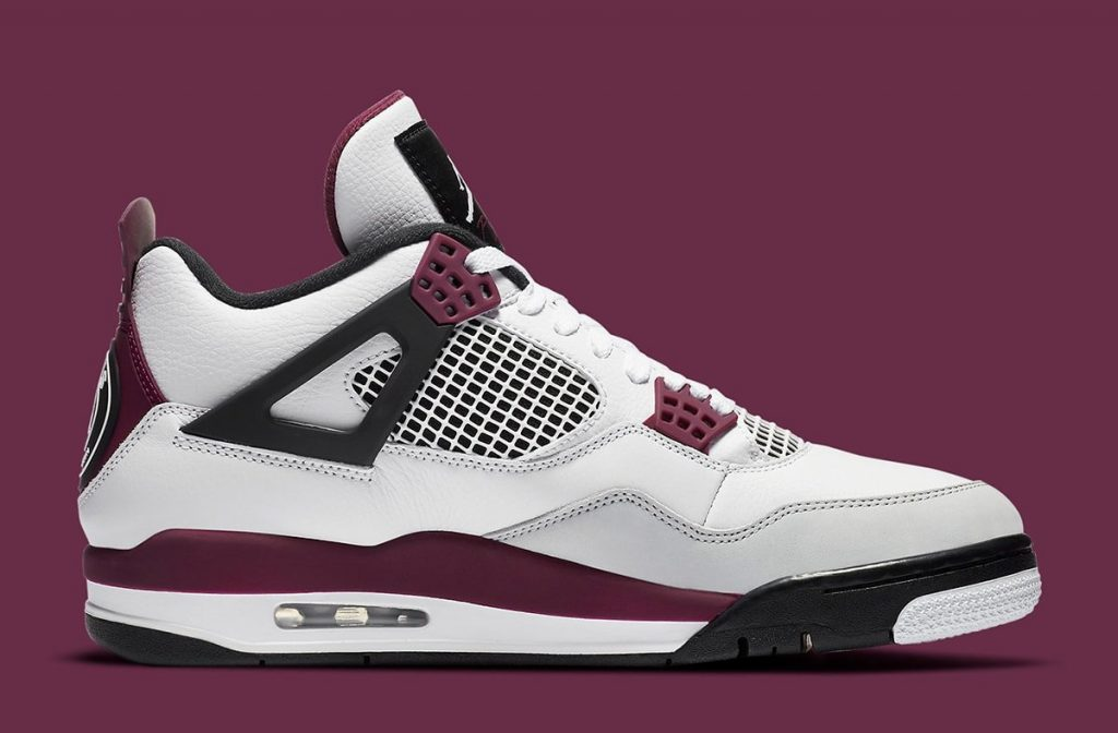 Air Jordan 4 PSG Official Look-