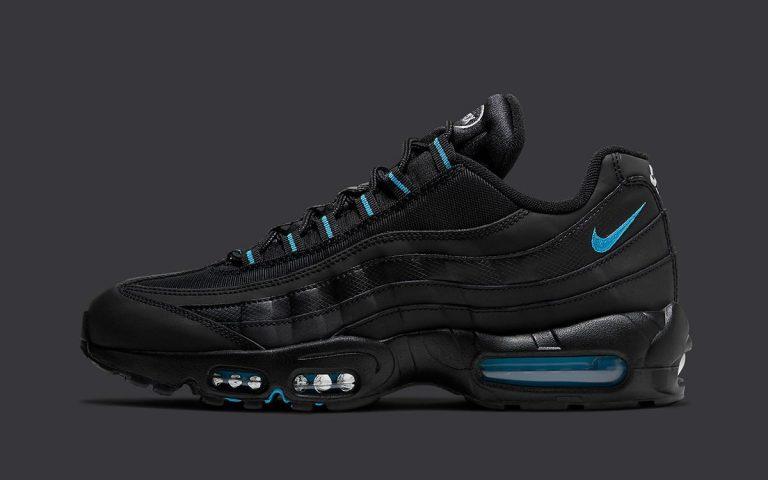 Nike Air Max 95 Laser Blue