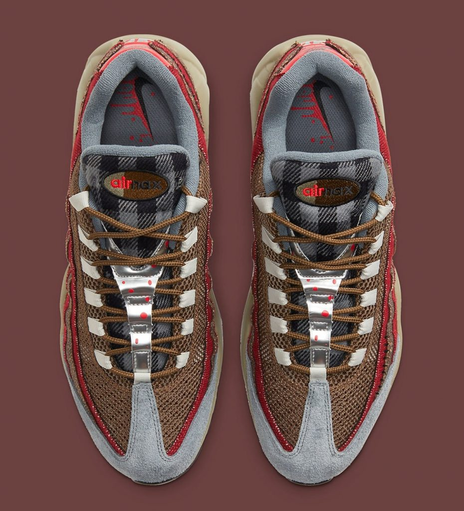 Nike Air Max 95 Freddy Krueger-3