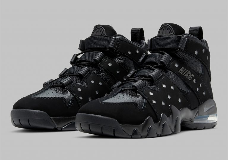 NIKE AIR MAX CB 94 TRIPLE BLACK