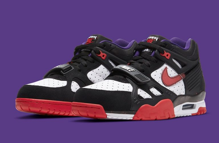 Nike Air Trainer 3 Dracula Official Look