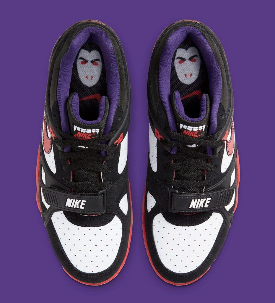 Nike Air Trainer 3 Dracula Official Look-3