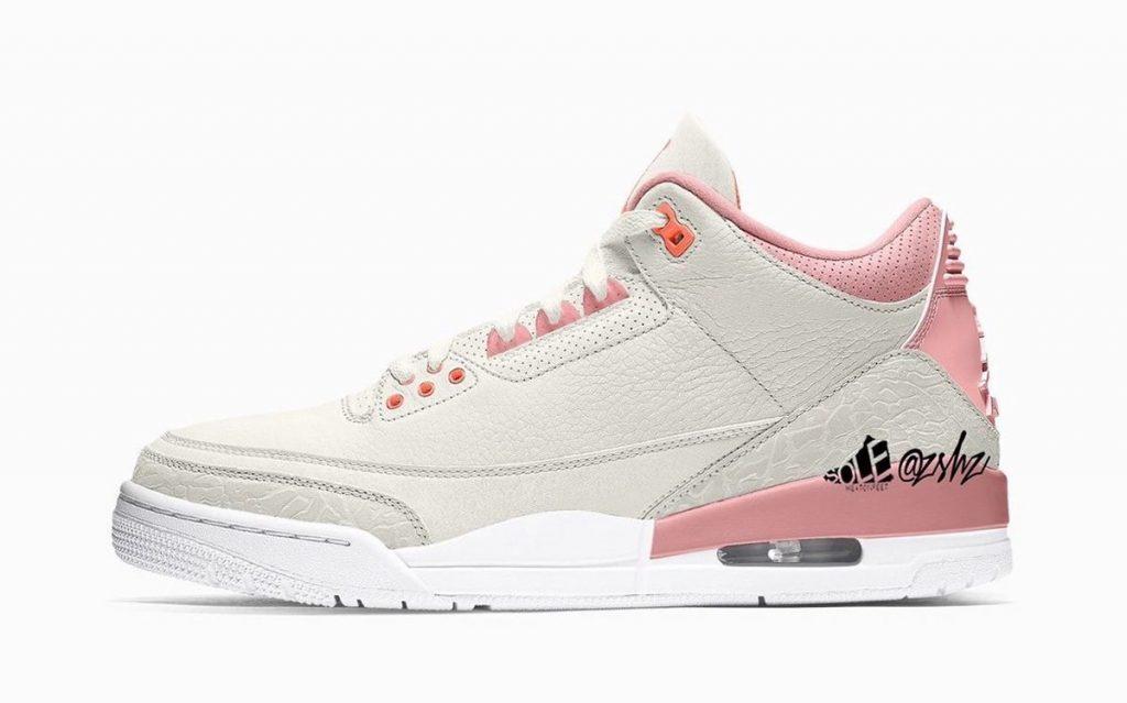Air Jordan 3 WMNS Rust Pink-Featured Image