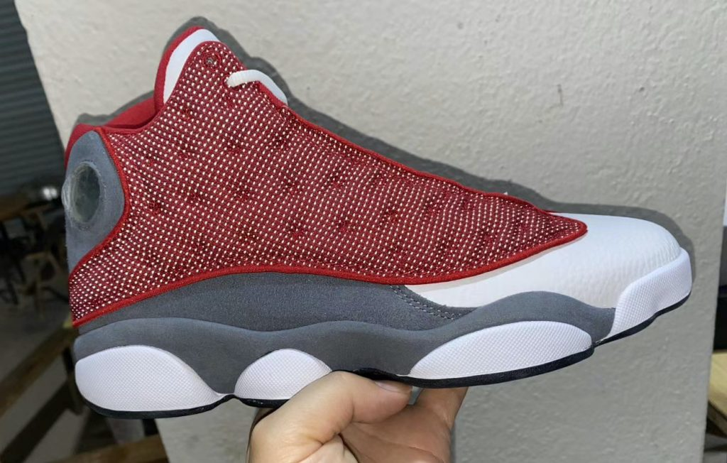 Air Jordan 13 Red Flint