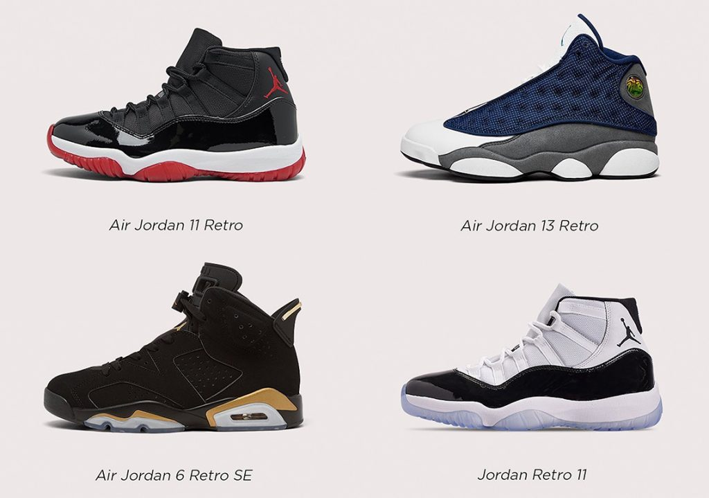 JD SPORTS MASSIVE AIR JORDAN RESTOCK