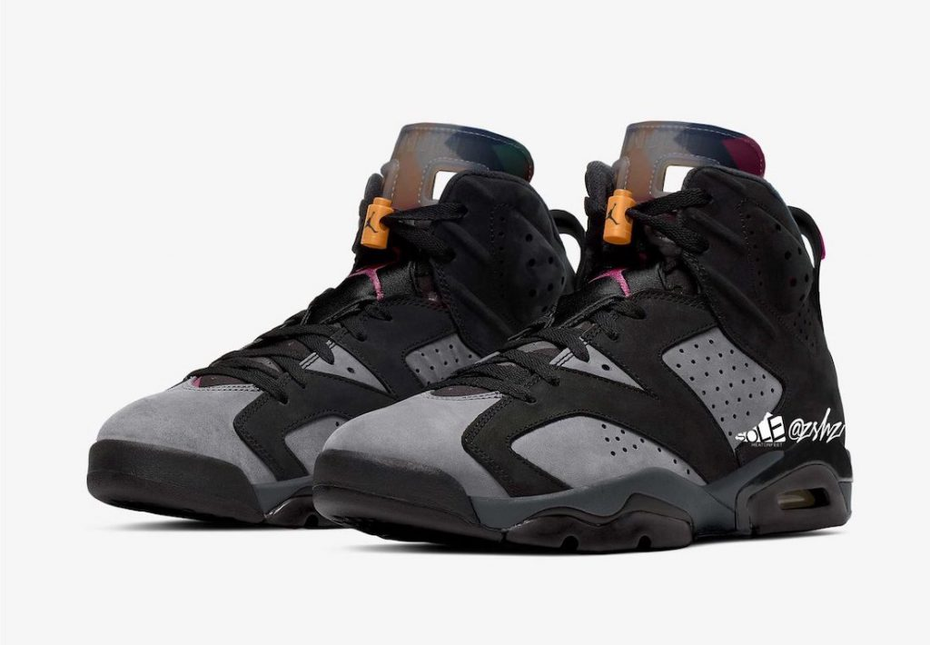 Air Jordan 6 Bordeaux