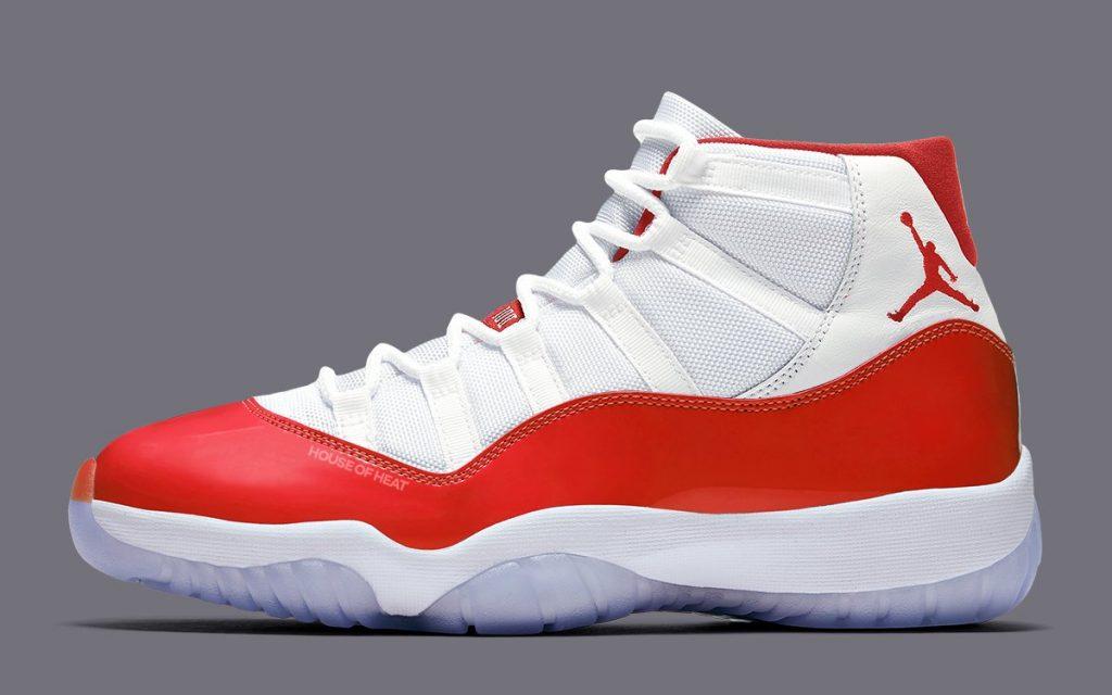 Air Jordan 11 Chicago Concept