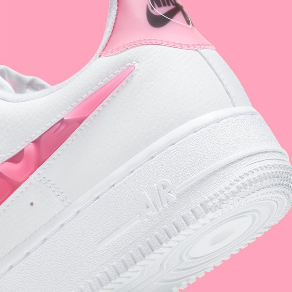 OFFICIAL LOOK AT THE NIKE AIR FORCE 1 LOW SE LOVE FOR ALL DROPPING ...