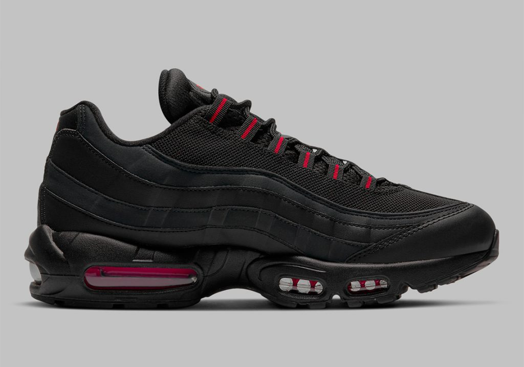 NIKE AIR MAX 95 BRED OFFICIAL LOOK-2