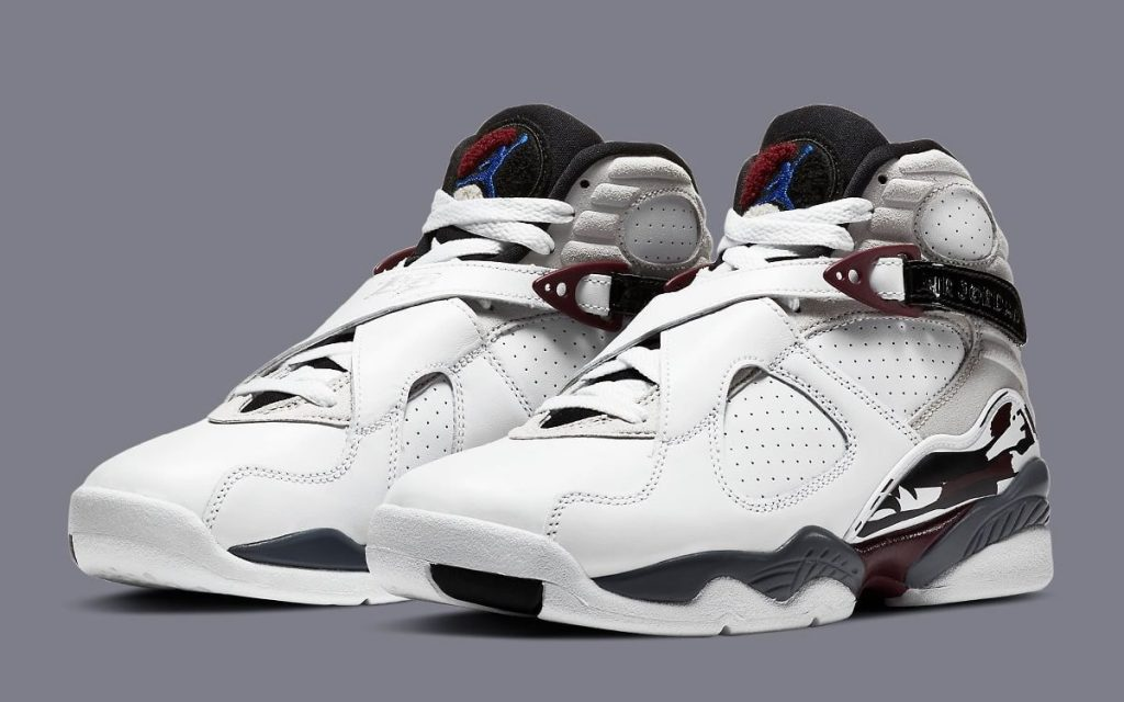 AIR JORDAN 8 WMNS BURGUNDY-Featured Image