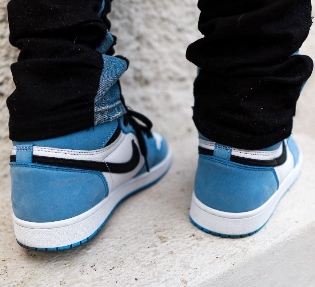 Air-Jordan-1-High-OG-University-Blue-555088-134-Release-Date-On-Feet-6