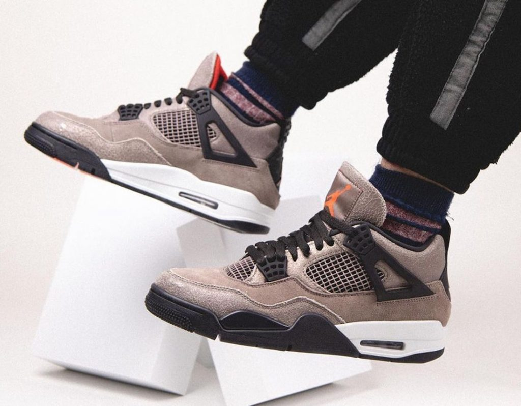 Air-Jordan-4-Taupe-Haze-DB0732-200-Release-Date-On-Feet