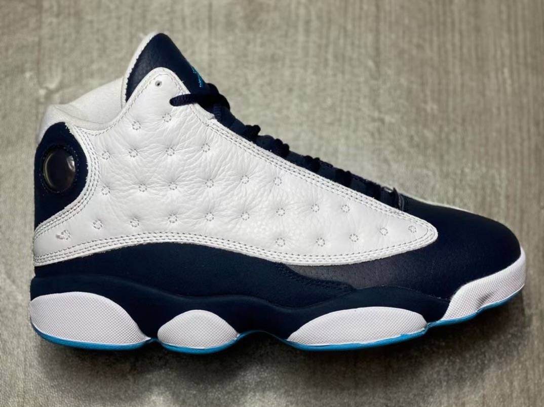 Air-Jordan-13-Obsidian-Dark-Powder-Blue-Obsidian-414571-144-Release-Date