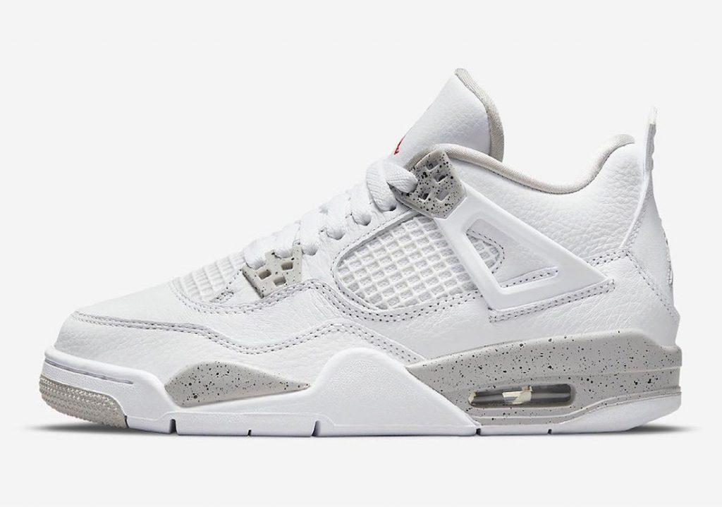 Air-Jordan-4-White-Oreo-GS-Release-Date-1