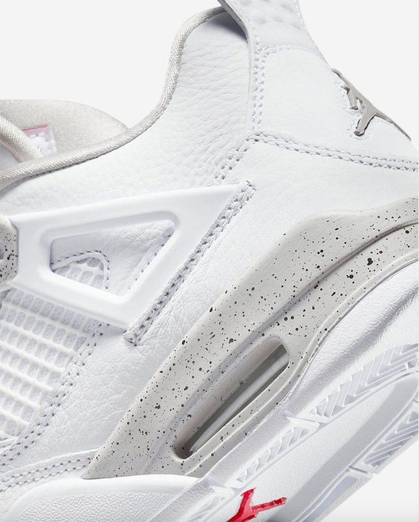 Air-Jordan-4-White-Oreo-GS-Release-Date-3