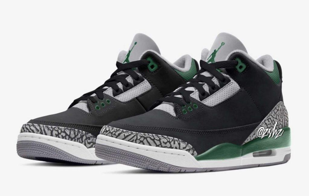 Air-Jordan-3-Pine-Green-CT8532-030-Release-Date-Mock