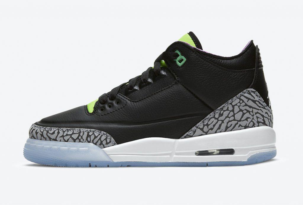 Air-Jordan-3-GS-Electric-Green-Kids-DA2304-003-Release-Date