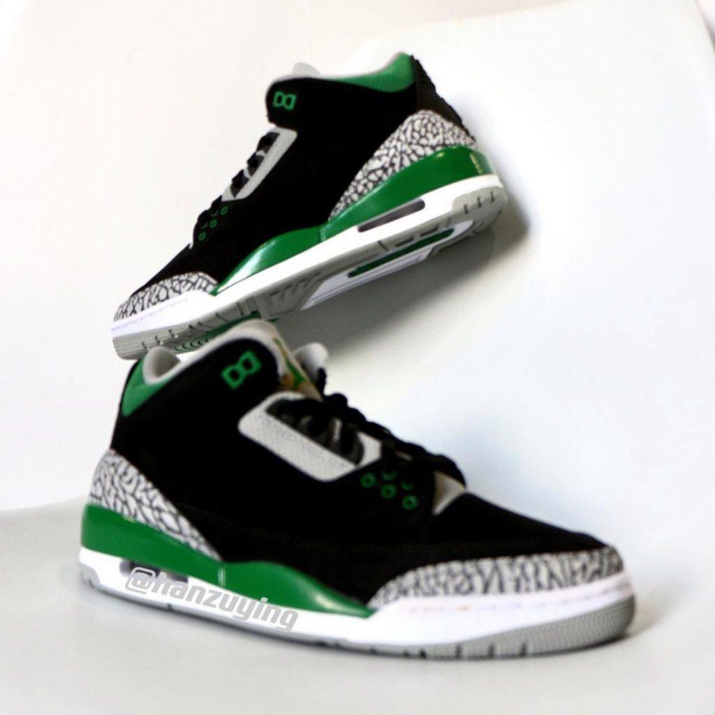 Air-Jordan-3-Pine-Green-2021-CT8532-030-Release-Date