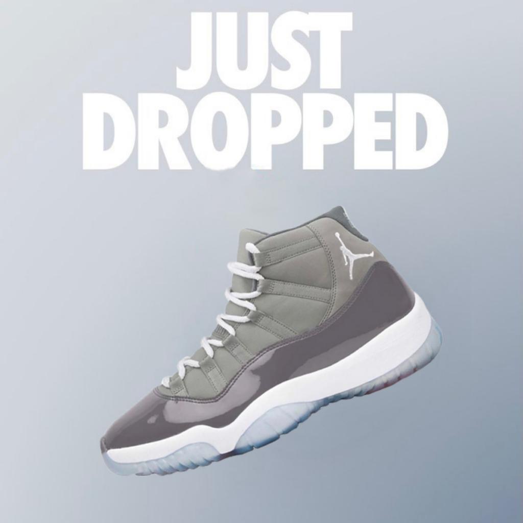 Air Jordan 11 Cool Just Dropped