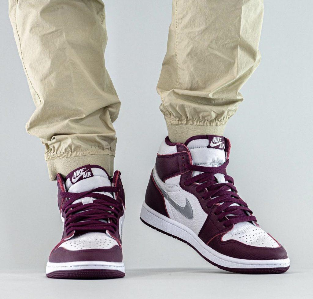 Air-Jordan-1-Bordeaux-555088-611-Release-Date-On-Foot-7