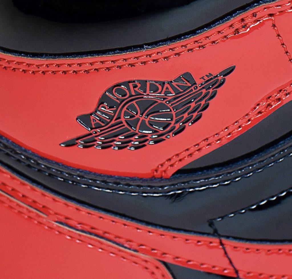 Air-Jordan-1-Bred-Patent-555088-063-Release-Date-On-Feet-11