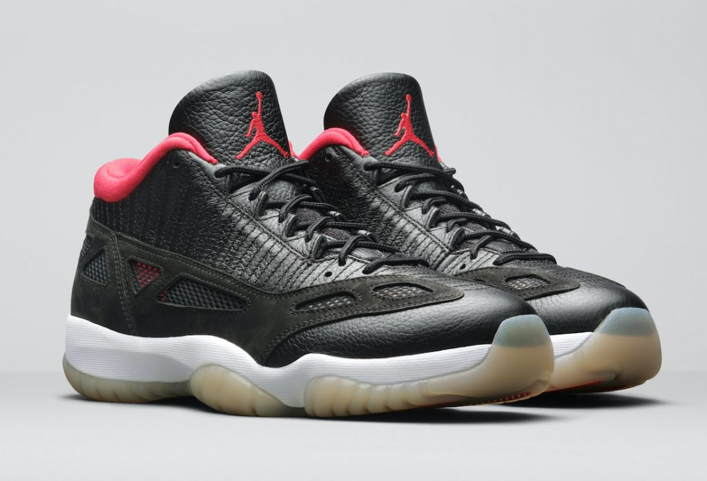 Air-Jordan-11-Low-IE-Bred-Black-Red-919712-023-Release-Date