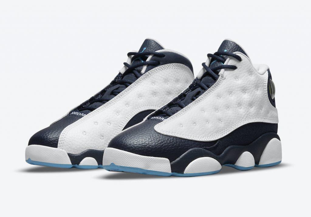 Air-Jordan-13-Obsidian-Dark-Powder-Blue-PS-DJ3005-144-Release-Date