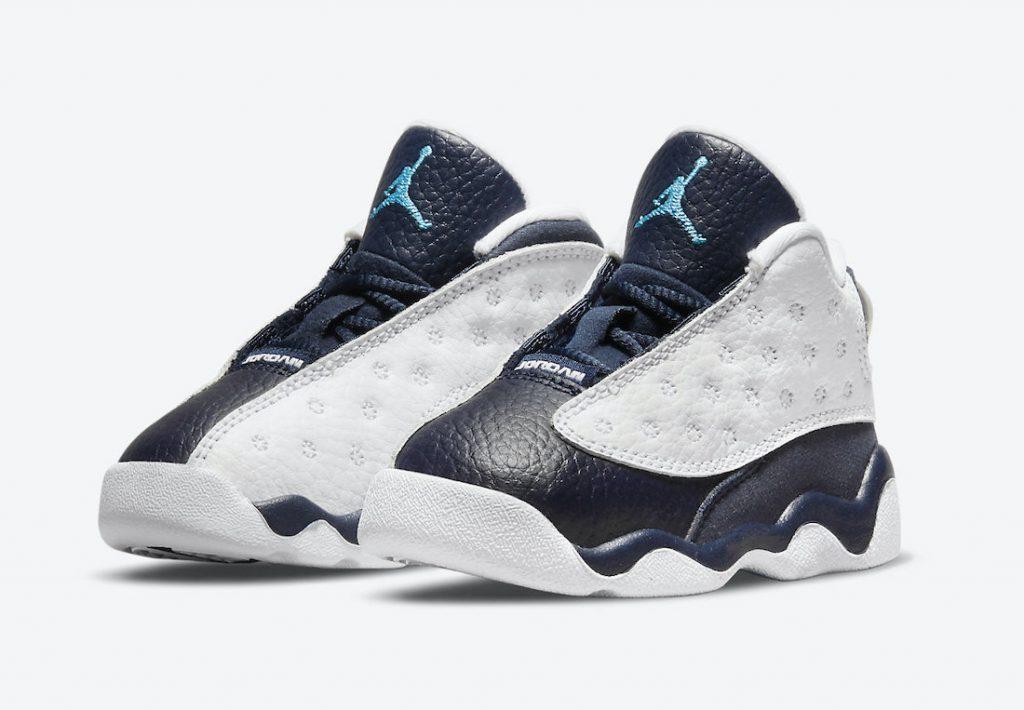 Air-Jordan-13-Obsidian-Dark-Powder-Blue-Toddler-DJ3004-144-Release-Date