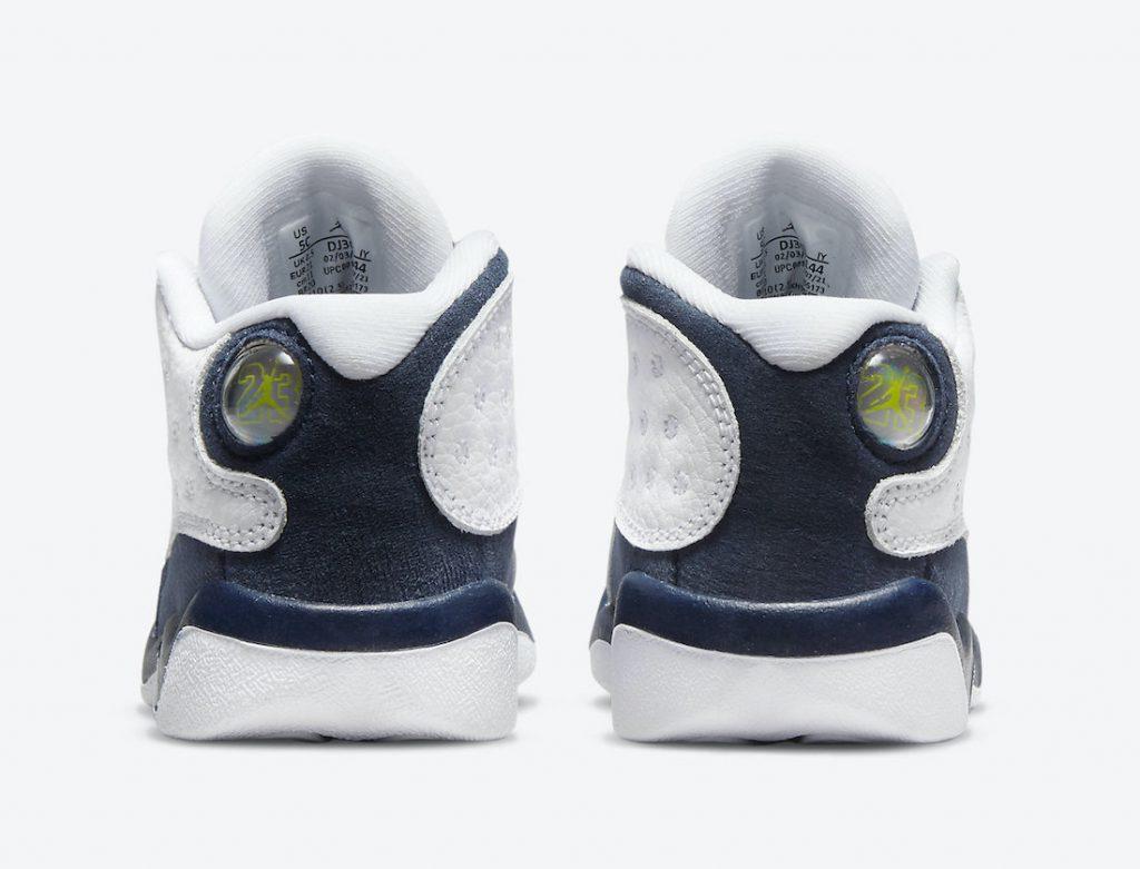 Air-Jordan-13-Obsidian-Dark-Powder-Blue-Toddler-DJ3004-144-Release-Date-2