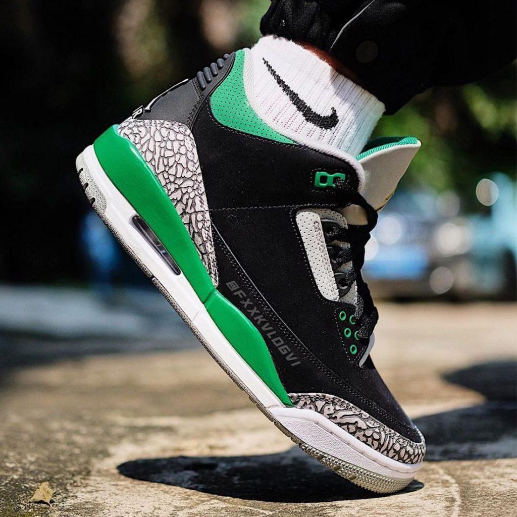 Air-Jordan-3-Pine-Green-CT8532-030-Release-Date-On-Foot-1