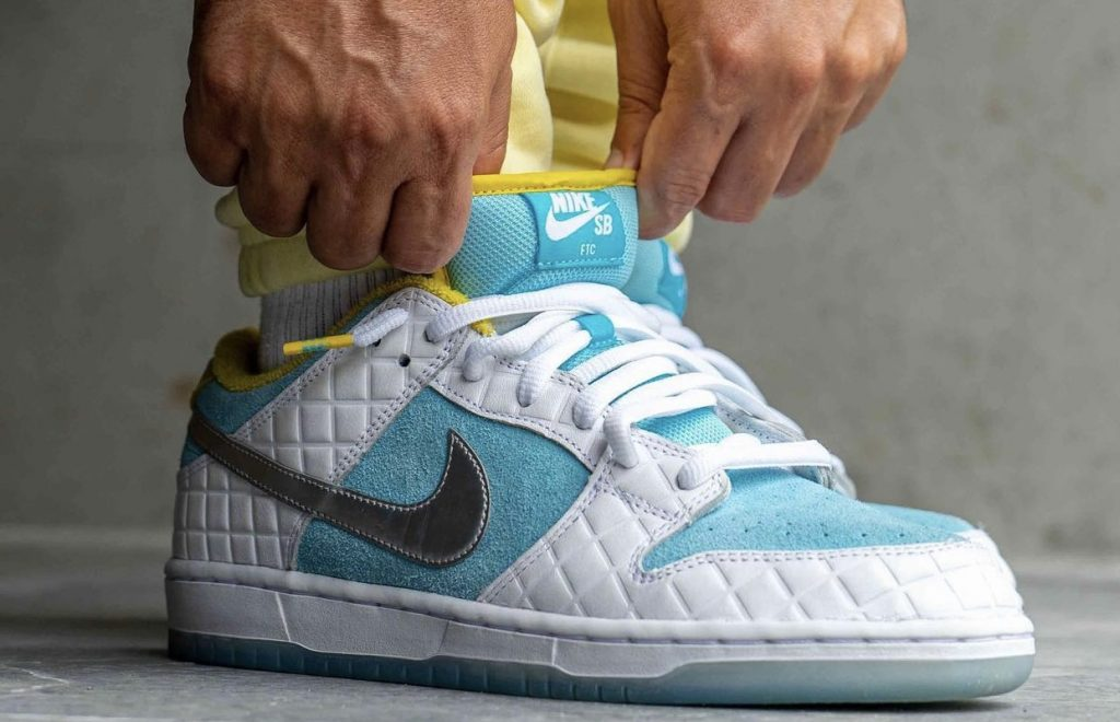 FTC-Nike-SB-Dunk-Low-DH7687-400-2021-Release-Date-On-Feet