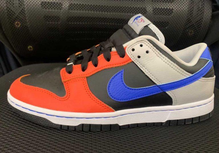 NBA-Nike-Dunk-Low-75th-Anniversary-Black-Racer-Blue-Grey-Fog-Orange-DD3363-002-Release-Date